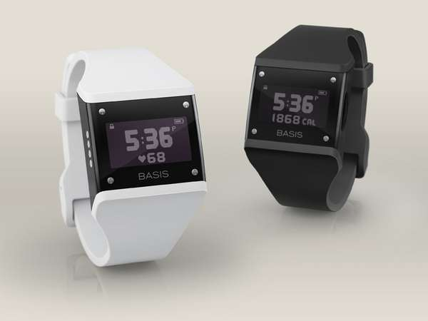 Stylishly Discreet Health Monitors