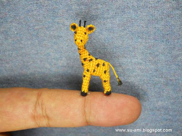 Cute Crochet Creatures