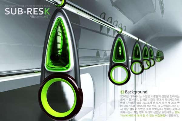 Mass Transit Gas Masks