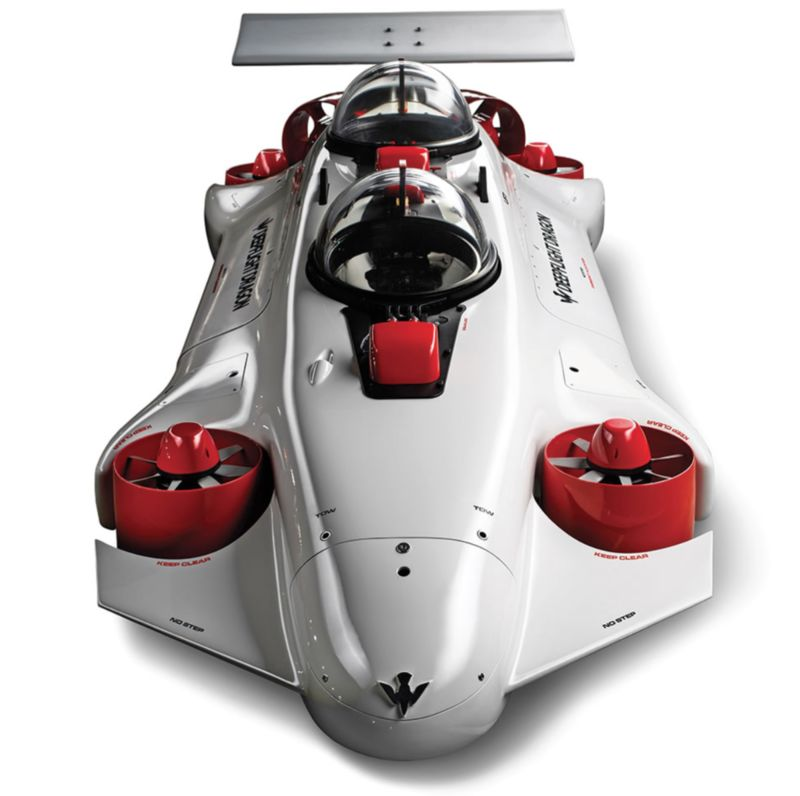 Personal Submersible Vehicles