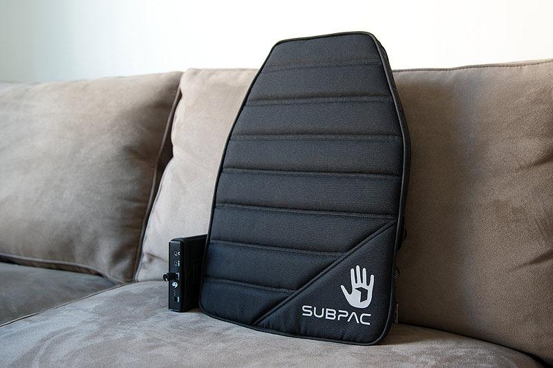 Booming Subwoofer Backrests