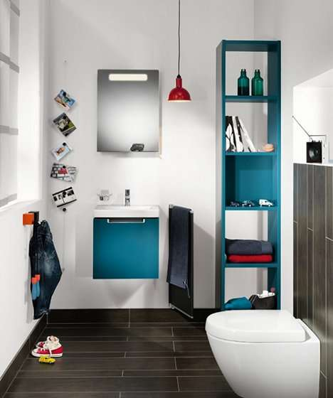 Designer Train Station Bathrooms