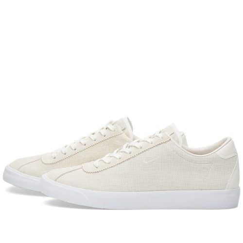 Perforated Suede Shoes