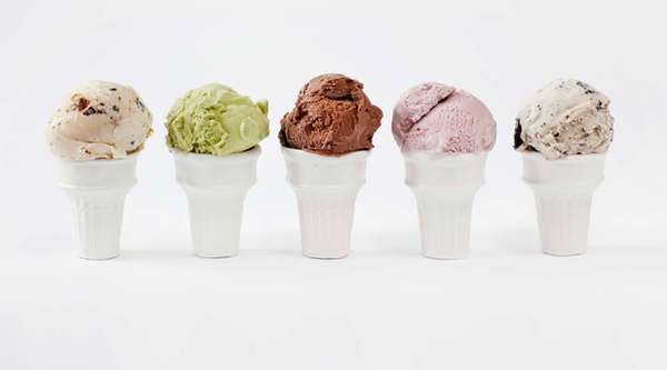 Inedible Ice Cream Art