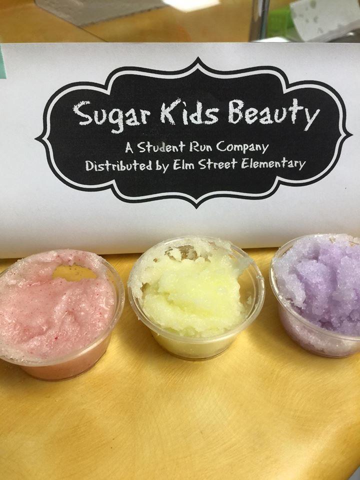 Kid-Made Cosmetics