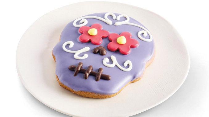 Sweet Sugar Skull Cookies