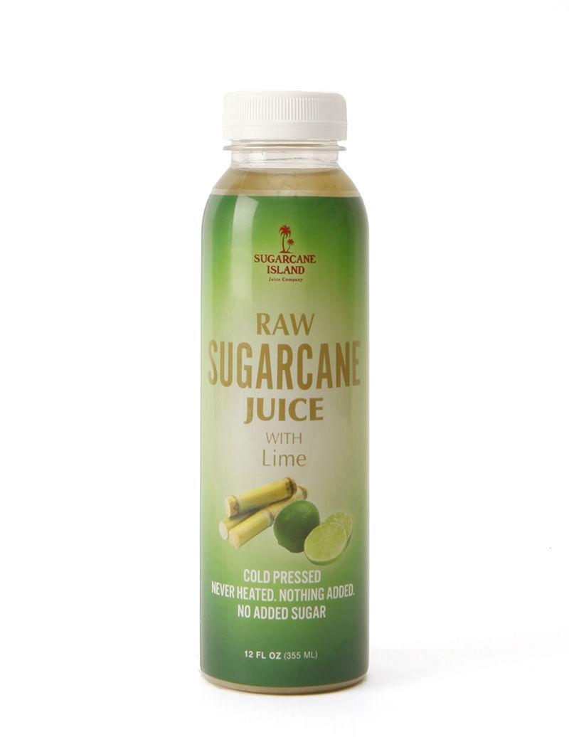 Citrusy Sugarcane Drinks