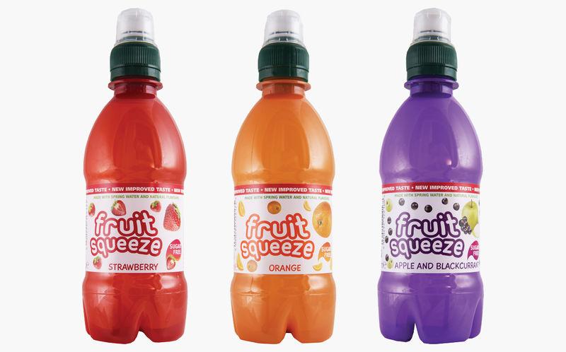 Naturally Sweetened Soft Drinks