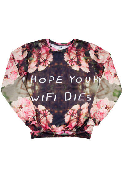 Fatalistic WiFi Sweaters