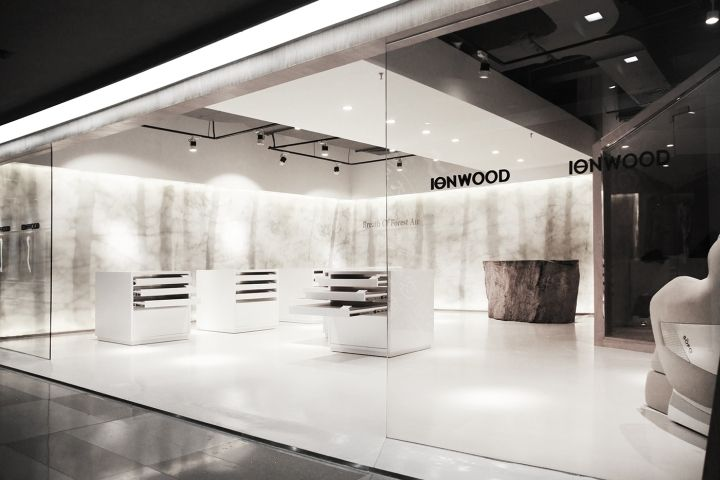 Air-Purifying Flooring Shops