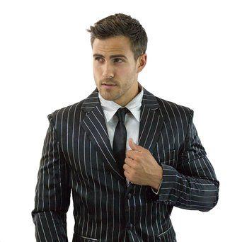 Faux Suit Loungewear