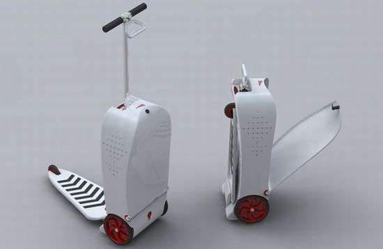 Scooter Luggages