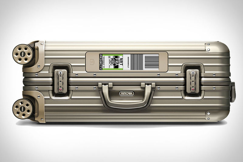 Electronic Suitcase Tags
