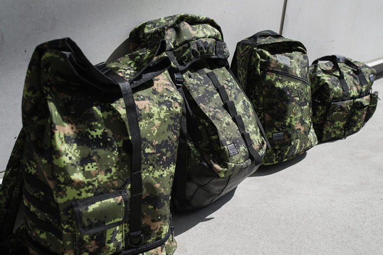 Military-Inspired Accessories