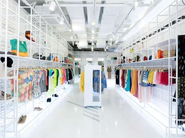 Grid Retail Spaces