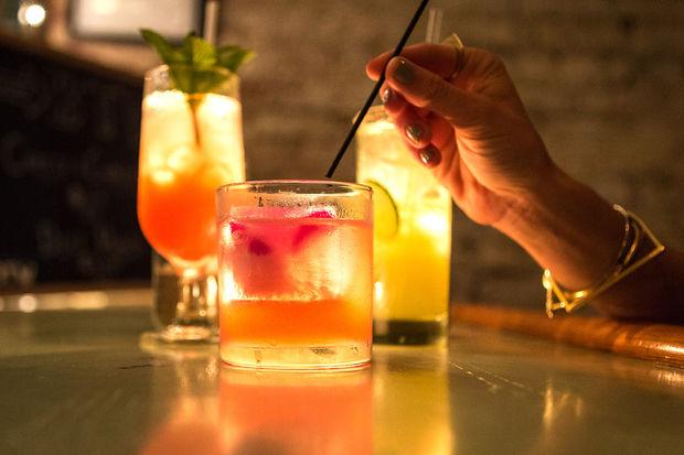 Seasonal Pop-Up Bars