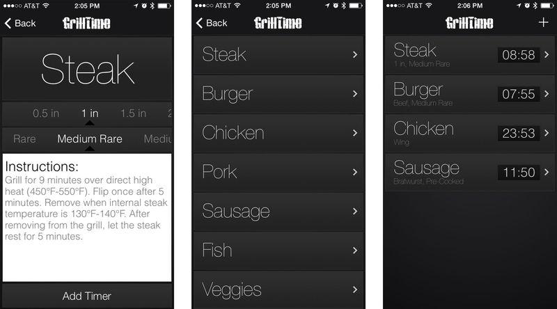 BBQ Sidekick Apps