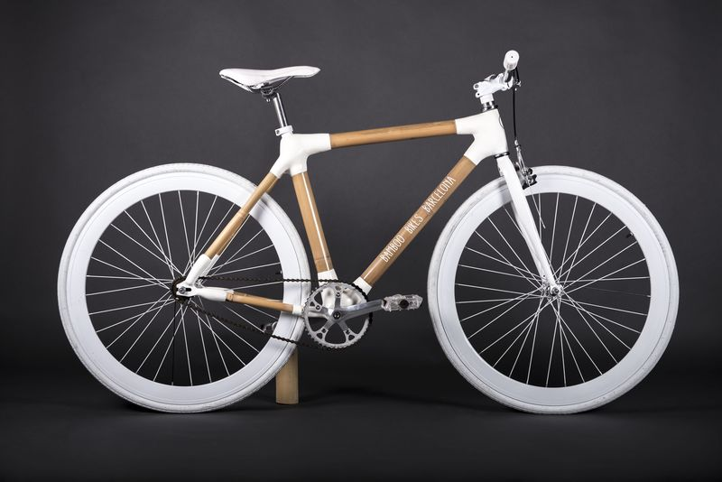 Bamboo Single Speed Bikes