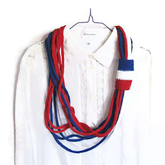 Proudly Patriotic Scarves