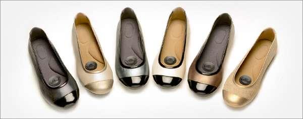 Ergonomically Stylish Summer Shoes