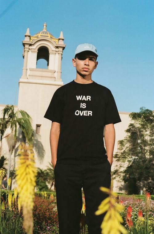 Peaceful Streetwear Editorials