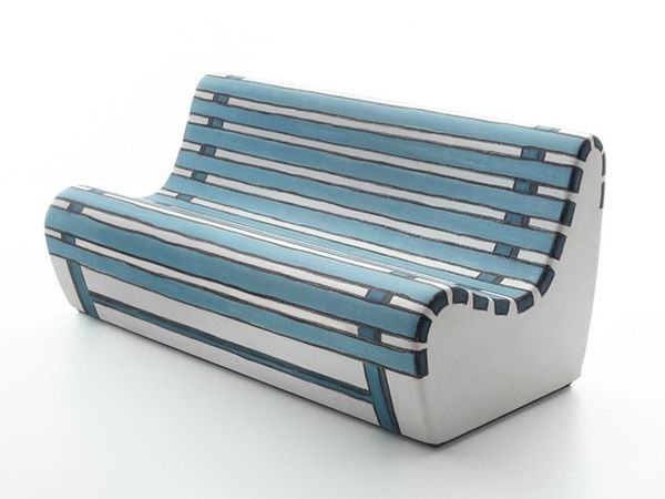 Park Bench-Inspired Couches