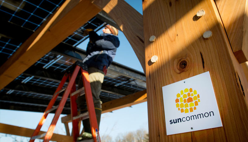 Timber-Framed Solar Canopies