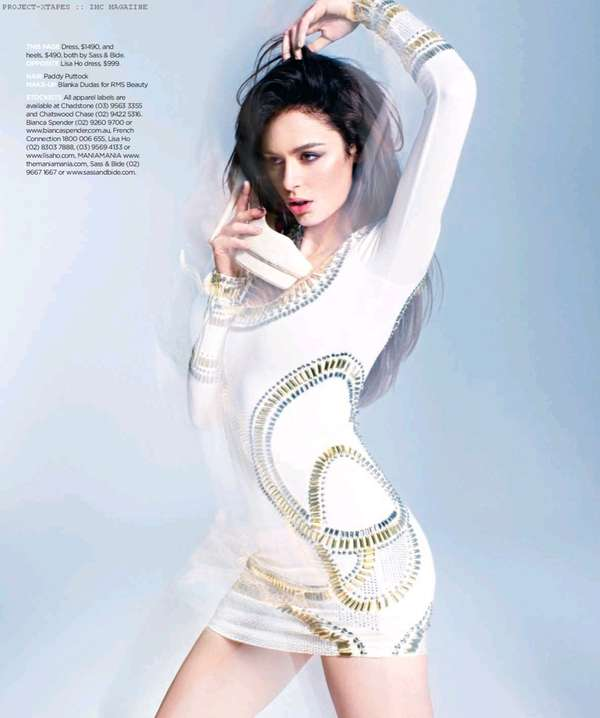 sunday telegraph nicole trunfio
