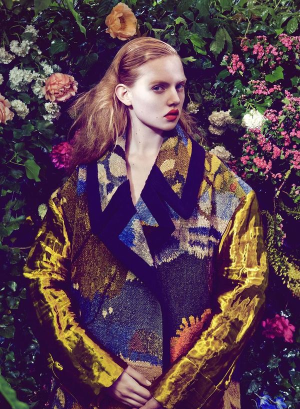 Darkly Romantic Couture Editorials