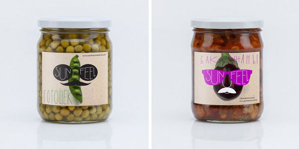 Funky Fruit Branding