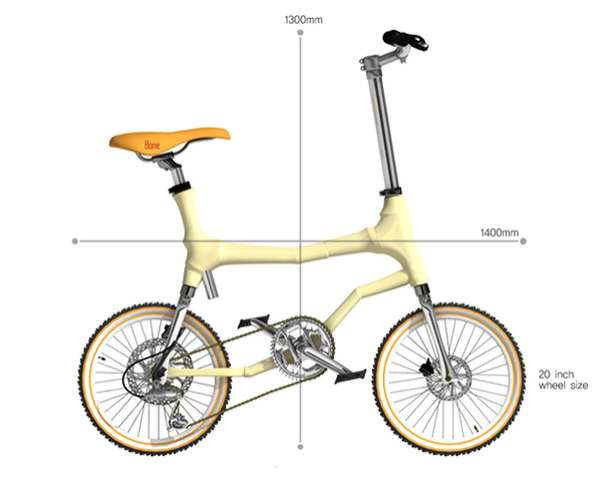 Sleek Skeletal Cycles
