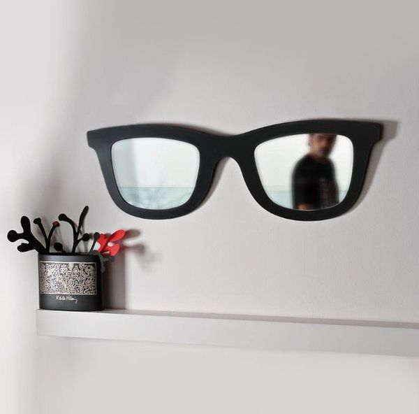 Sunglasses-Inspired Mirrors