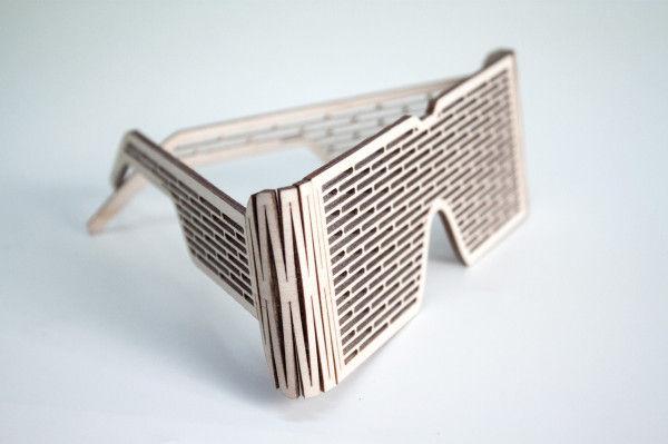 All-Wood Sunglasses