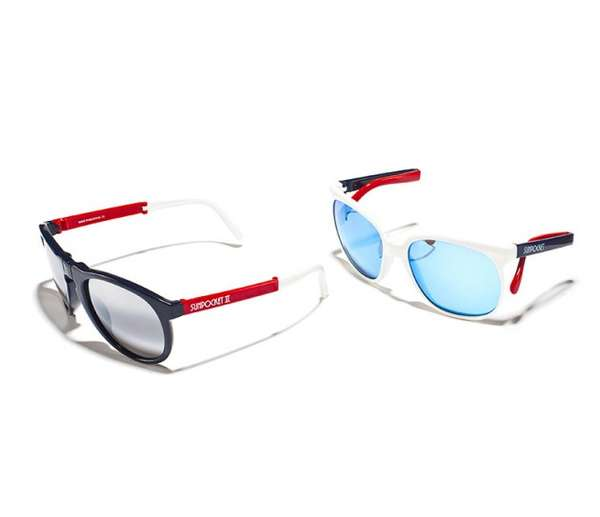 Foldable Designer Shades