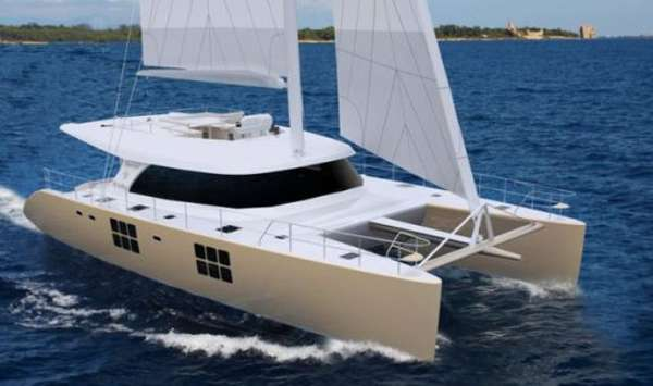 Luxury Catamarans