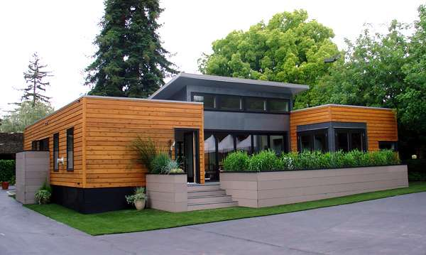 Sunset Breezehouse PreFab Home: I Wish I Lived in Your Trailer Park
