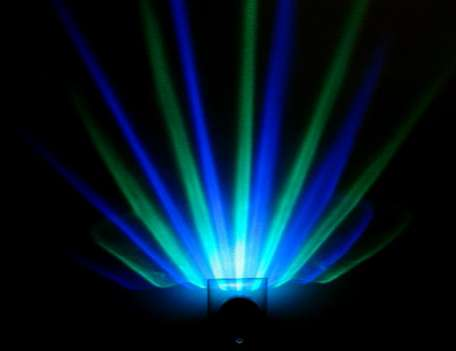 light projection Easy to use, just plug in and watch thousands of red, green, or blue laser beams cover surfaces up to hundreds of feet away laser light projectors such as blis.