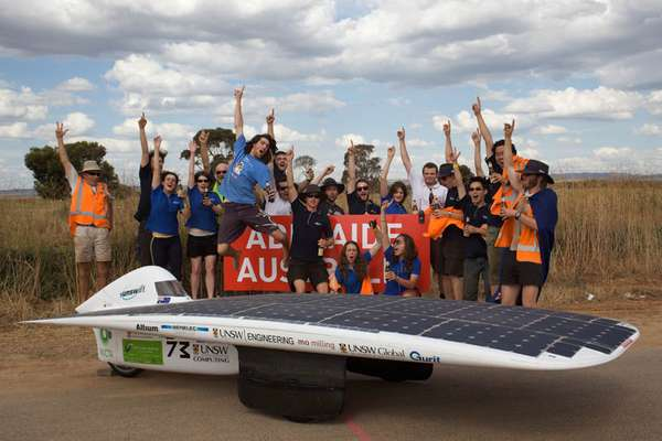 Speedy Solar Cars