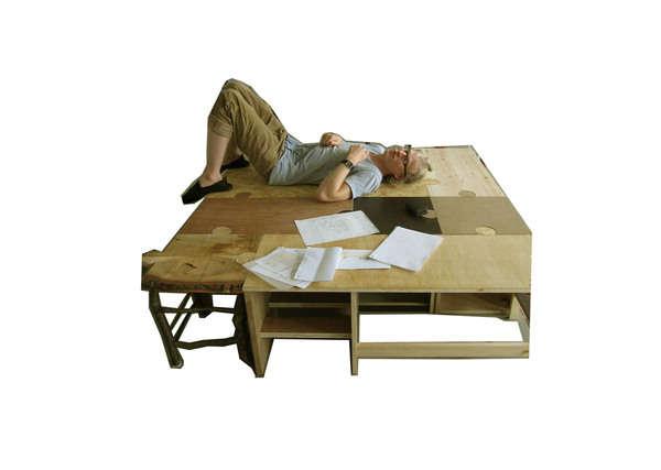 Adaptable Puzzle Piece Platforms