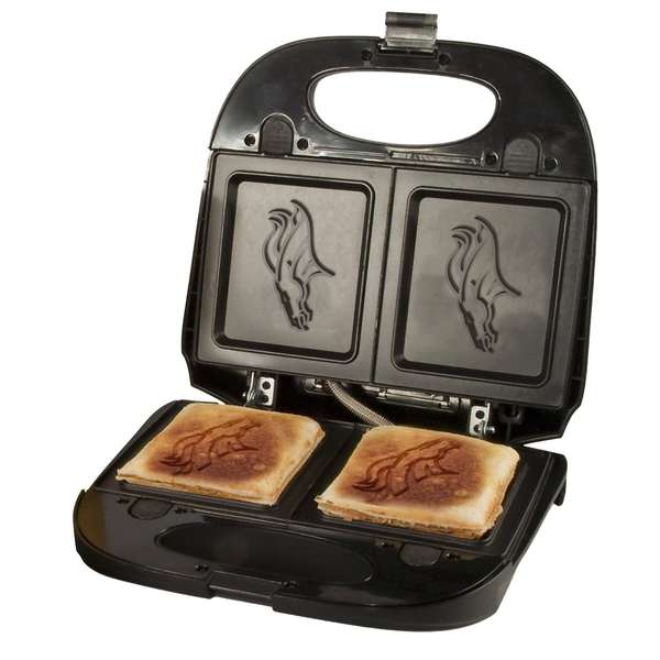 NFL Sandwich Grills