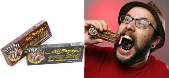 Energizing Candy Bars