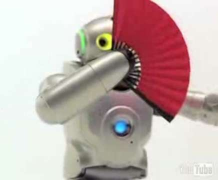 Super Cute Dancing Robots