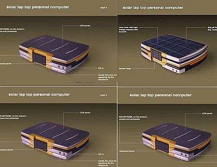 Super Solar Laptop