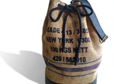 Propitious Burlap Bags