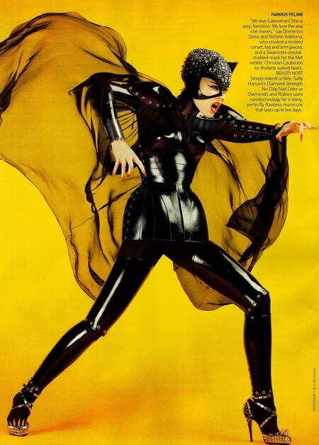 Superhero Fashion