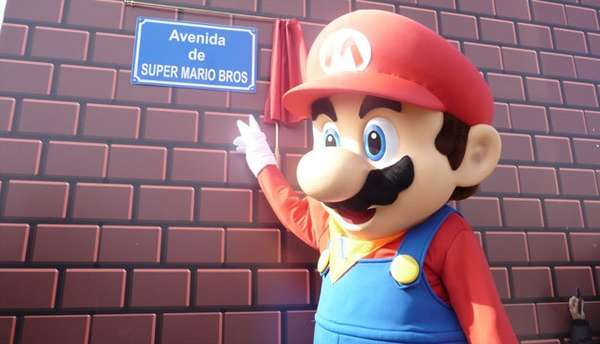 Super Mario Bros Avenue