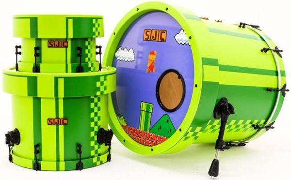 Videogame Drum Sets