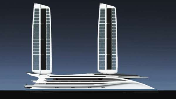 Carbon Neutral Luxury Yachts