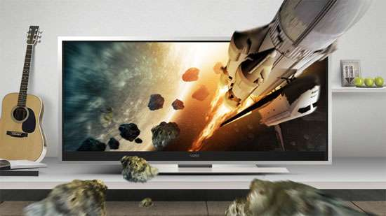 Cinema Vision TVs