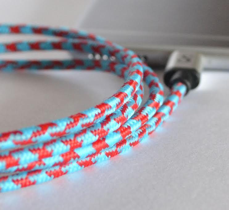 Decorative USB Cords